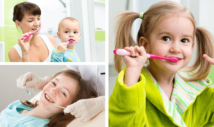 Paediatric Dentist Asfhield