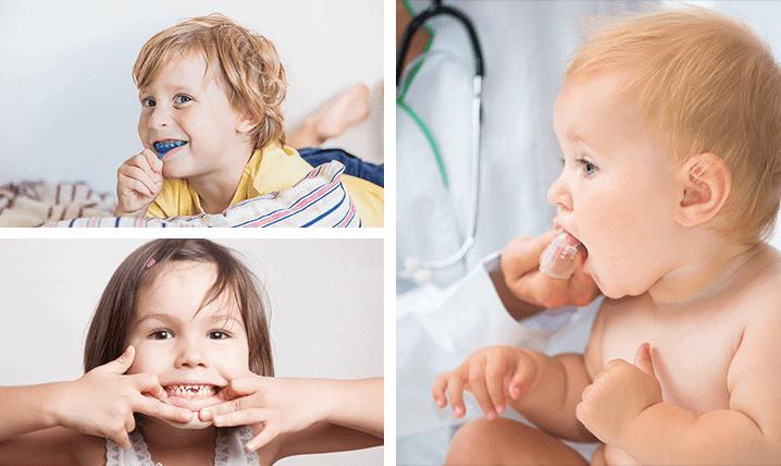 Paediatric Dentist near Ashfield
