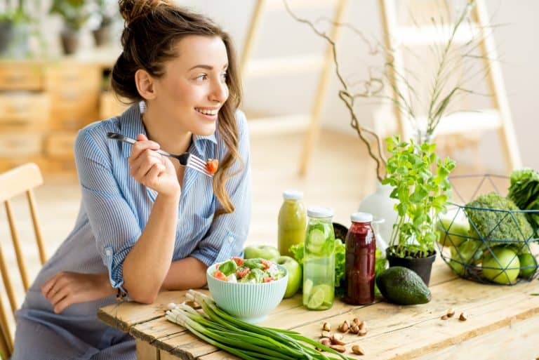 healthy food options for root canal
